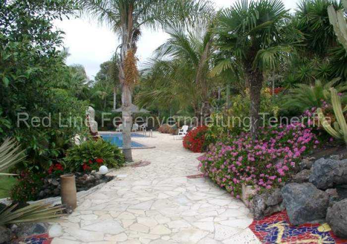 Teneriffa Luxus-Ferienhaus 011