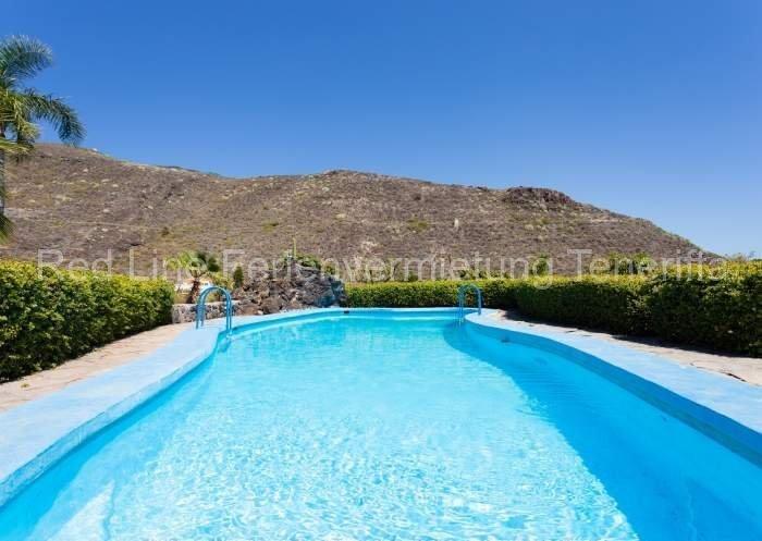 Teneriffa Villa auf Finca mit Pool, großem Garten und Terrasse 013