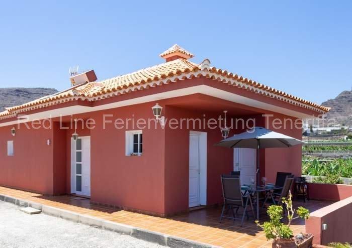 Teneriffa Villa auf Finca mit Pool, großem Garten und Terrasse 016
