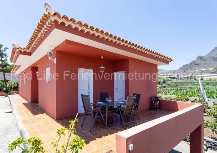 Teneriffa Villa auf Finca mit Pool, großem Garten und Terrasse 017