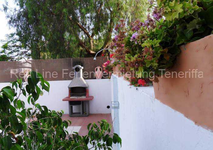 Teneriffa Ferienhaus mit Terrasse, Privatpool und Parkplatz 011