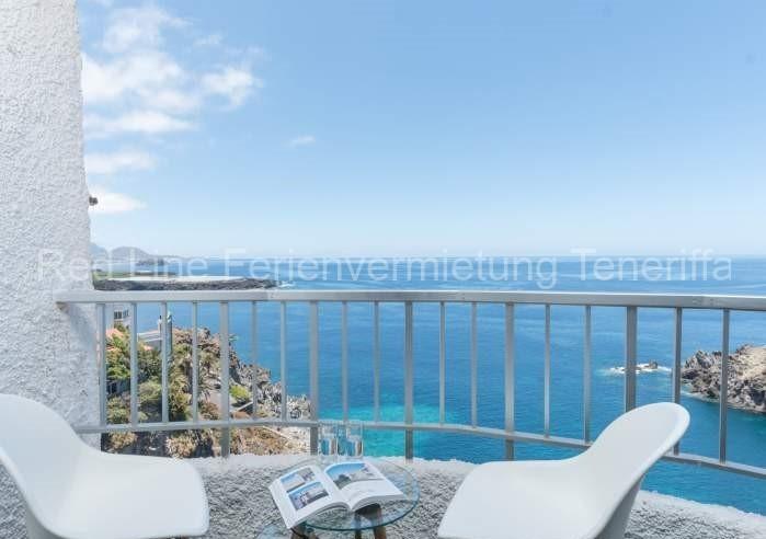Apartment direkt an der Playa San Marcos mit Poolbereich und Terrasse - 010