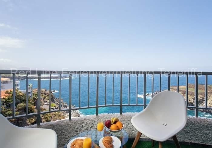 Apartment direkt an der Playa San Marcos mit Poolbereich und Terrasse - 014
