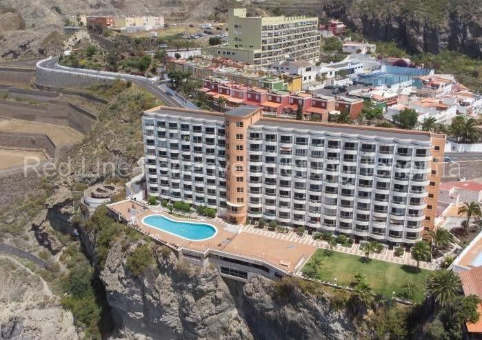 Apartment direkt an der Playa San Marcos mit Poolbereich und Terrasse - 015