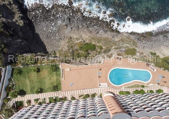 Apartment direkt an der Playa San Marcos mit Poolbereich und Terrasse - 016