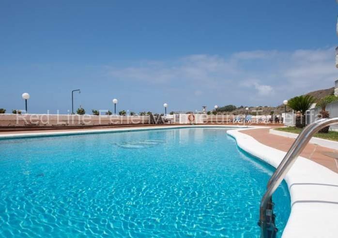 Apartment direkt an der Playa San Marcos mit Poolbereich und Terrasse - 018