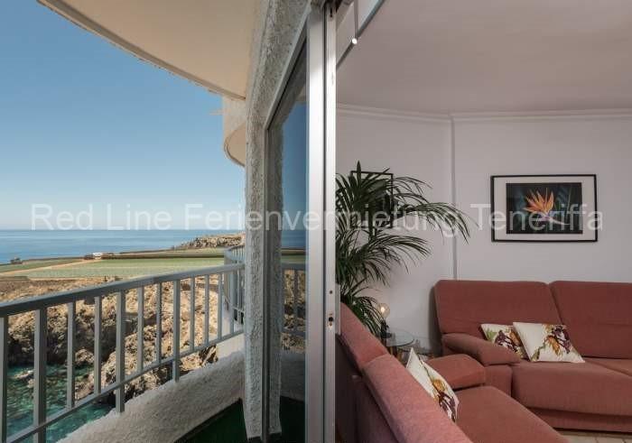 Apartment direkt an der Playa San Marcos mit Poolbereich und Terrasse - 04