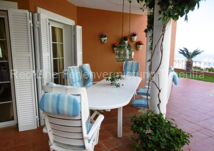 Ferien-Villa mit beheizbarem Privatpool in Playa las Americas 030