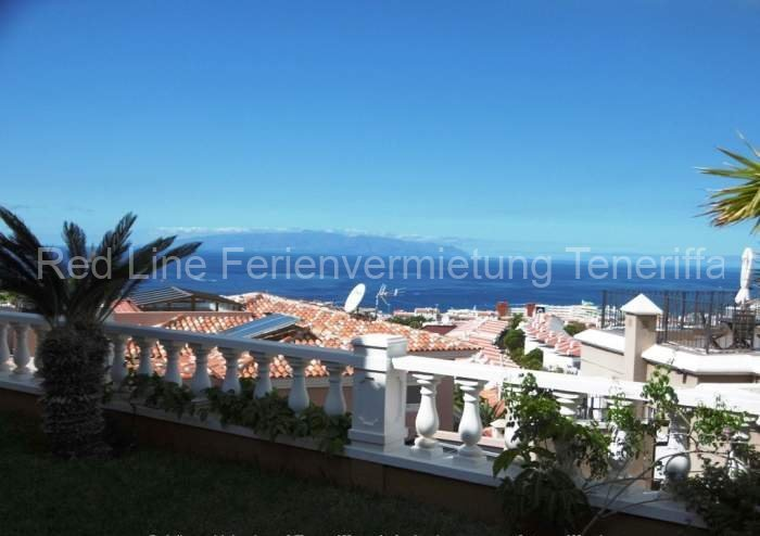 Ferien-Villa mit beheizbarem Privatpool in Playa las Americas 033