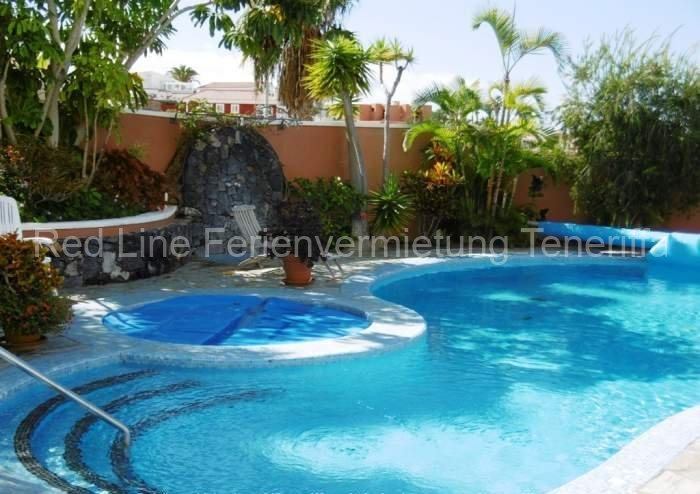 Ferien-Villa mit beheizbarem Privatpool in Playa las Americas 038