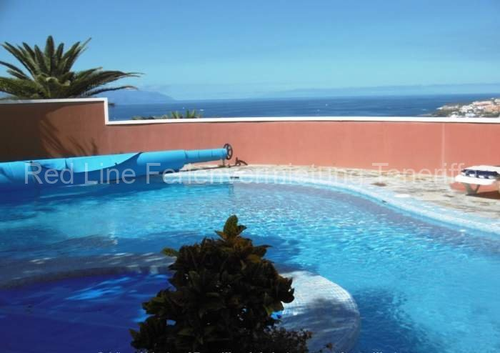Ferien-Villa mit beheizbarem Privatpool in Playa las Americas 040