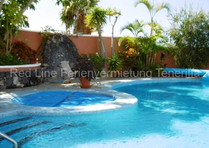 Ferien-Villa mit beheizbarem Privatpool in Playa las Americas 043