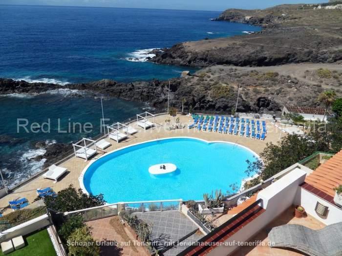 Strandnahe Ferienwohnung im ruhigen Callao Salvaje - 024