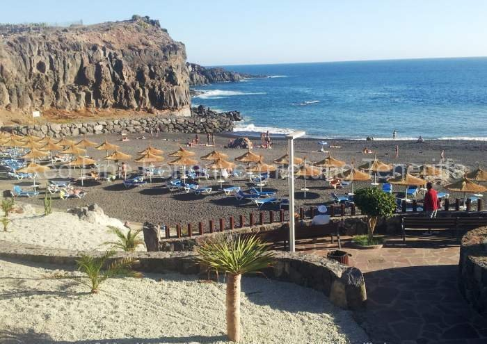 Strandnahe Ferienwohnung im ruhigen Callao Salvaje - 033