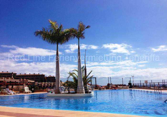 Teneriffa - Ferienwohnung in direkter Meerlage mit Poolbereich in Playa Paraiso. - 01