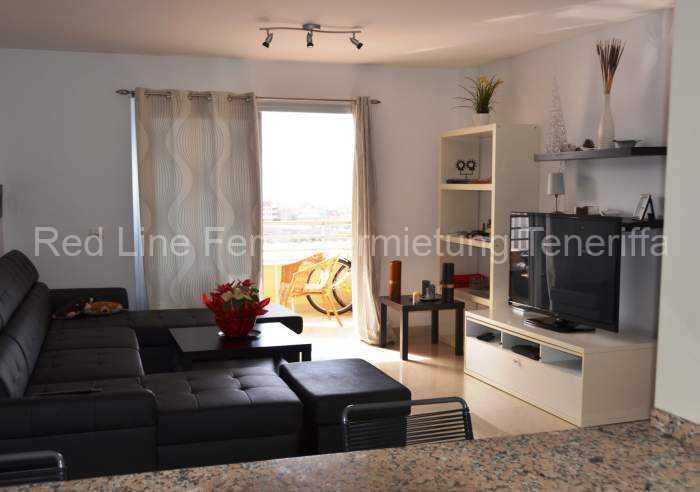 Teneriffa - Ferienwohnung in direkter Meerlage mit Poolbereich in Playa Paraiso. - 011