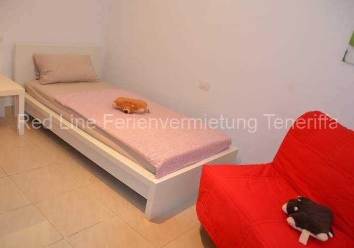 Teneriffa - Ferienwohnung in direkter Meerlage mit Poolbereich in Playa Paraiso. - 014