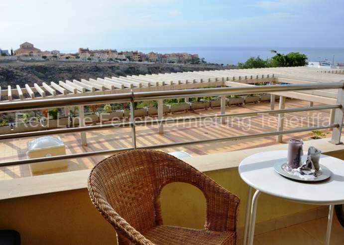Teneriffa - Ferienwohnung in direkter Meerlage mit Poolbereich in Playa Paraiso. - 018