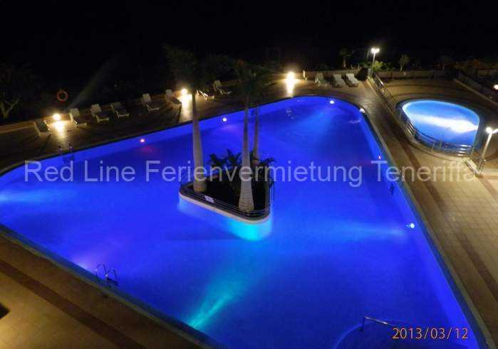 Teneriffa - Ferienwohnung in direkter Meerlage mit Poolbereich in Playa Paraiso. - 02