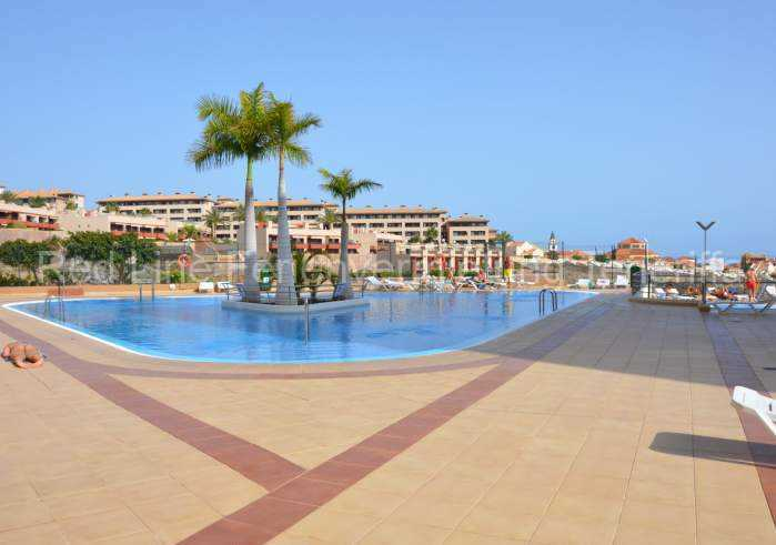 Teneriffa - Ferienwohnung in direkter Meerlage mit Poolbereich in Playa Paraiso. - 03