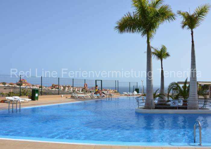 Teneriffa - Ferienwohnung in direkter Meerlage mit Poolbereich in Playa Paraiso. - 04