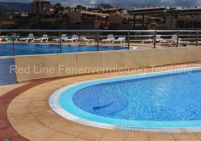 Teneriffa - Ferienwohnung in direkter Meerlage mit Poolbereich in Playa Paraiso. - 05