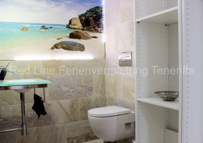 Helle, strandnahe Ferienwohnung mit Terrasse in Icod de los Vinos - 020