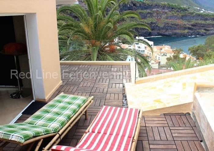 Helle, strandnahe Ferienwohnung mit Terrasse in Icod de los Vinos - 022