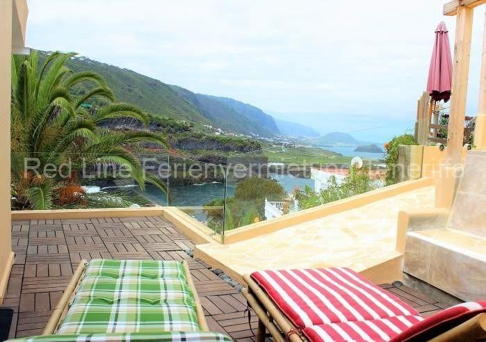 Helle, strandnahe Ferienwohnung mit Terrasse in Icod de los Vinos - 024