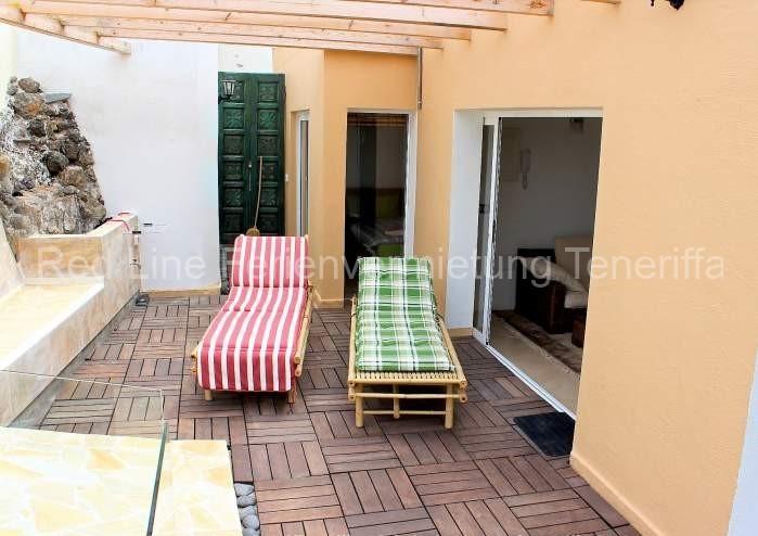 Helle, strandnahe Ferienwohnung mit Terrasse in Icod de los Vinos - 025