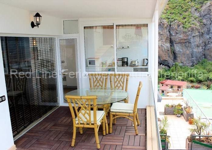 Helle, strandnahe Ferienwohnung mit Terrasse in Icod de los Vinos - 026