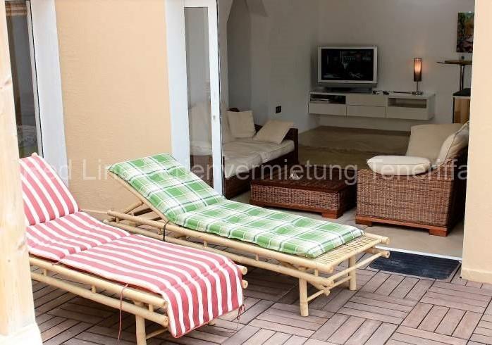 Helle, strandnahe Ferienwohnung mit Terrasse in Icod de los Vinos - 028