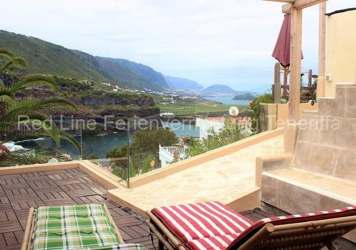 Helle, strandnahe Ferienwohnung mit Terrasse in Icod de los Vinos - 029