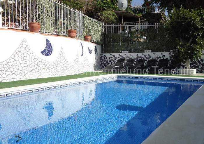 Luxus-Ferienhaus für 8 Personen Los Menores 033