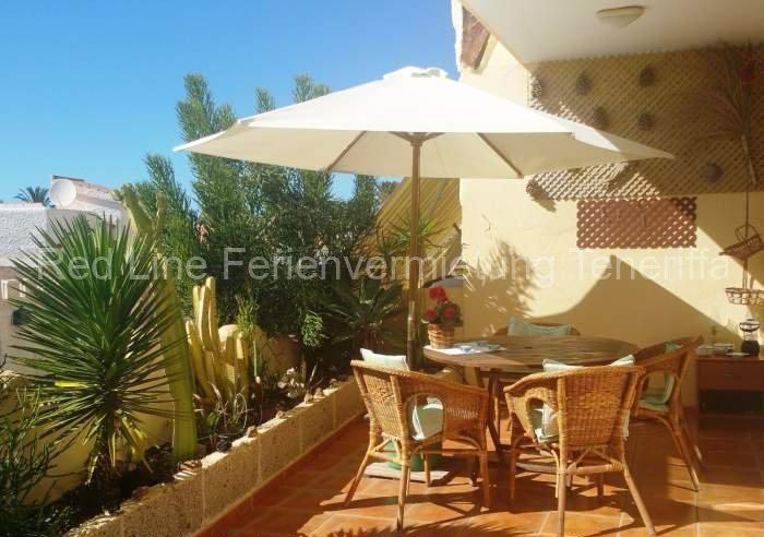 Teneriffa - Gemütliche 4 Personen Ferienwohnung mit Balkon in Playa Paraiso - 01