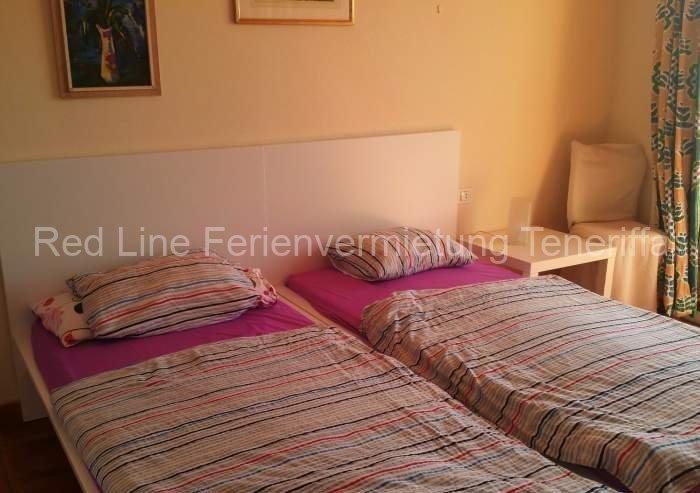 Teneriffa - Gemütliche 4 Personen Ferienwohnung mit Balkon in Playa Paraiso - 011