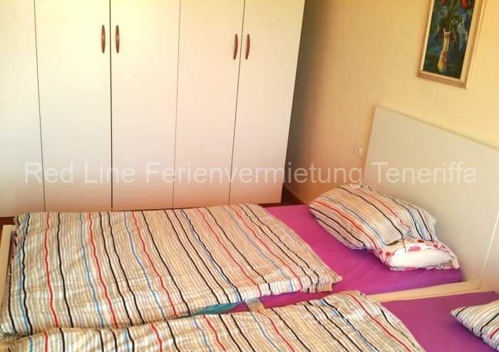 Teneriffa - Gemütliche 4 Personen Ferienwohnung mit Balkon in Playa Paraiso - 012