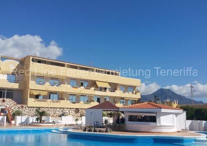 Teneriffa - Gemütliche 4 Personen Ferienwohnung mit Balkon in Playa Paraiso - 017