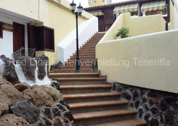 Teneriffa - Gemütliche 4 Personen Ferienwohnung mit Balkon in Playa Paraiso - 019