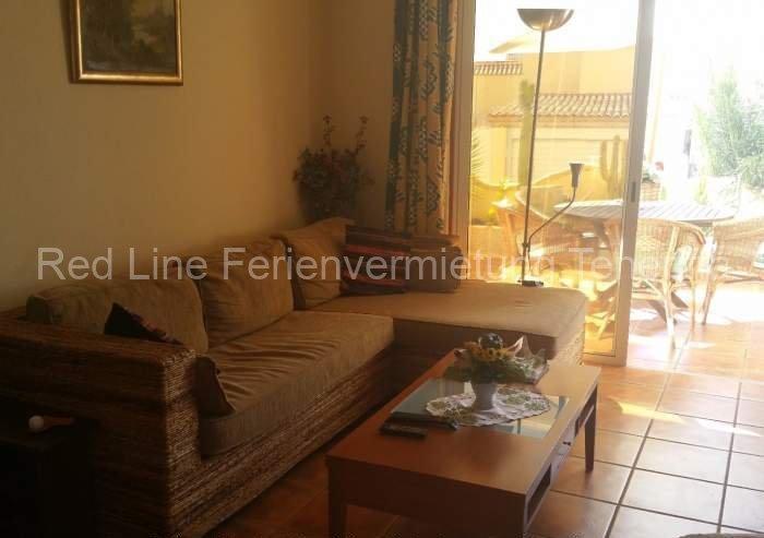 Teneriffa - Gemütliche 4 Personen Ferienwohnung mit Balkon in Playa Paraiso - 02