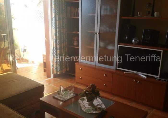 Teneriffa - Gemütliche 4 Personen Ferienwohnung mit Balkon in Playa Paraiso - 03