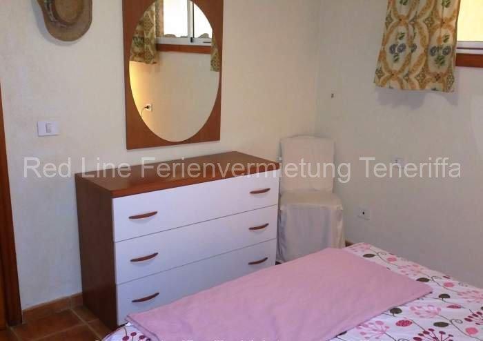 Teneriffa - Gemütliche 4 Personen Ferienwohnung mit Balkon in Playa Paraiso - 09
