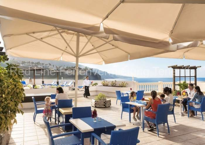 Penthouse auf einem Hoteldach mit wundervollem Blick - 006