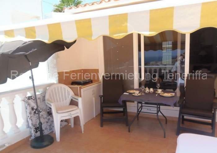 Teneriffa - Gut ausgestattete Ferienwohnung mit Pool am Strand in Callao Salvaje - 012