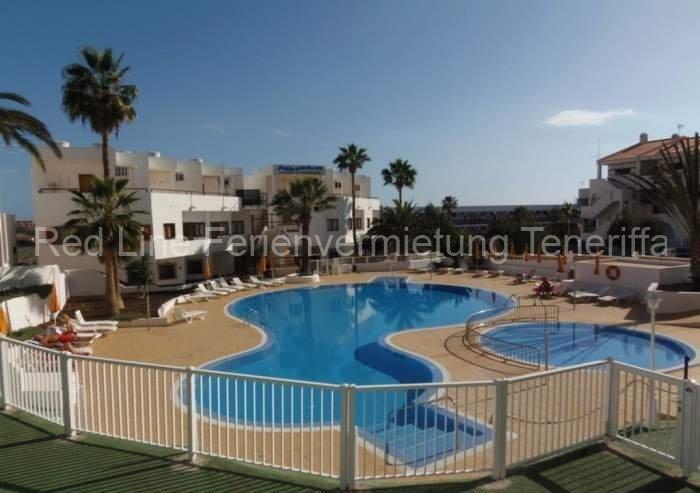 Teneriffa - Gut ausgestattete Ferienwohnung mit Pool am Strand in Callao Salvaje - 017