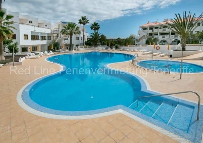 Teneriffa - Gut ausgestattete Ferienwohnung mit Pool am Strand in Callao Salvaje - 018
