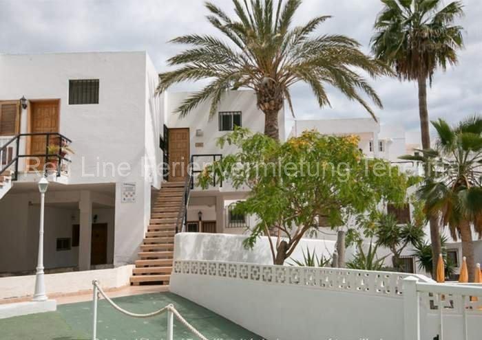 Teneriffa - Gut ausgestattete Ferienwohnung mit Pool am Strand in Callao Salvaje - 019