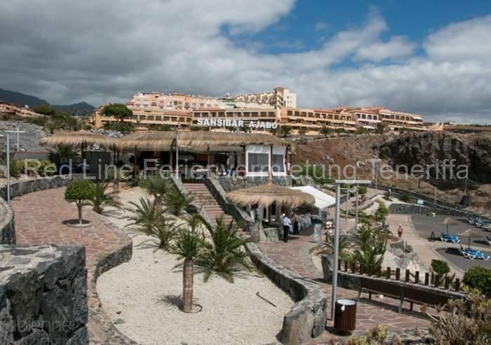 Teneriffa - Gut ausgestattete Ferienwohnung mit Pool am Strand in Callao Salvaje - 020