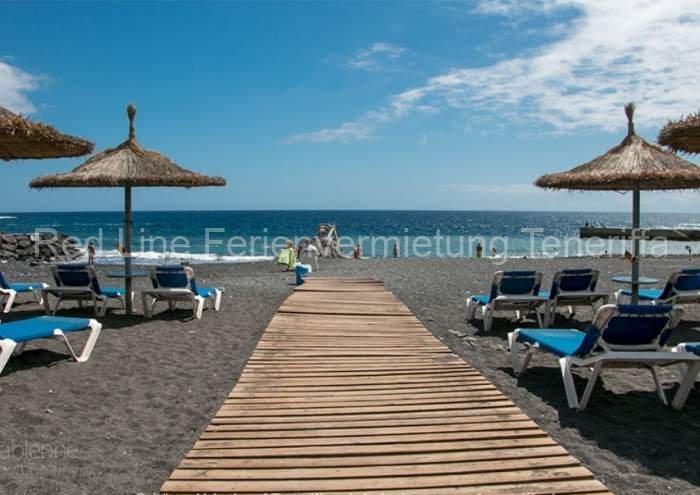 Teneriffa - Gut ausgestattete Ferienwohnung mit Pool am Strand in Callao Salvaje - 021