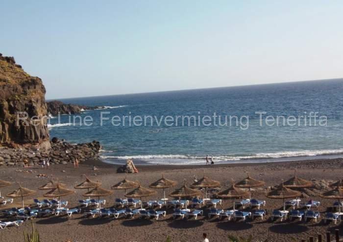 Teneriffa - Gut ausgestattete Ferienwohnung mit Pool am Strand in Callao Salvaje - 022